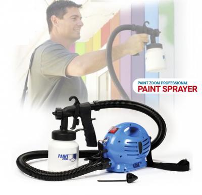 Paint Zoom Professional Paint Sprayer