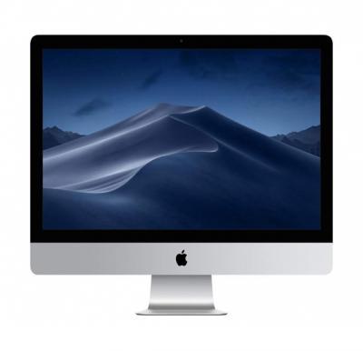 Apple iMac Silver i5 3.8 Quad Core 8GB 2TB FD Radeon PRO 580 with 8GB 5K Retina P3 27