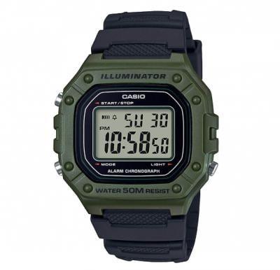 Casio W-218H-3AVDF  Youth Digital Watches