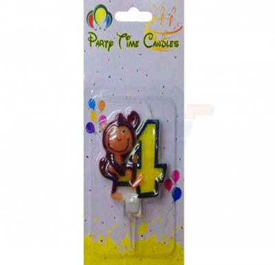 Party Time Candle animal 4 M116