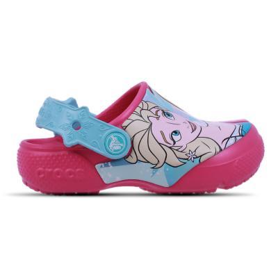 Crocs Kids Clogs Sandals Crocs Fun Lab Anna Elsa Clog