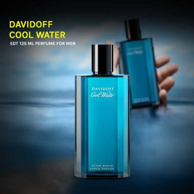 Davidoff Cool Water Edt 125 ml Perfume For men