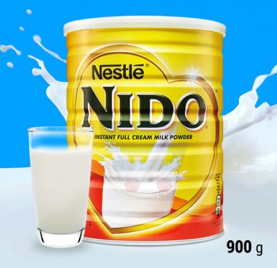 Nestle Nido Milk Powder Tin 900g (Expiry 2018)