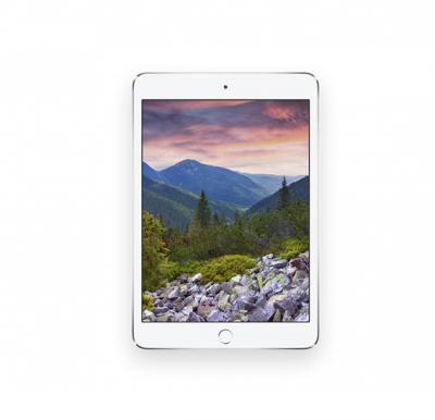 Apple iPad Mini 3, 64GB, 4G, Wifi- Silver