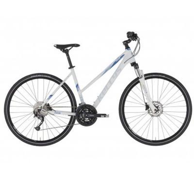 Kellys Hybrid Bike White Small Size, Pheebe 30