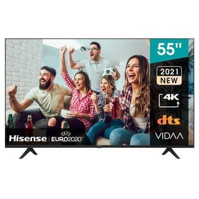 Hisense 55 UHD Smart TV 55A61G Black