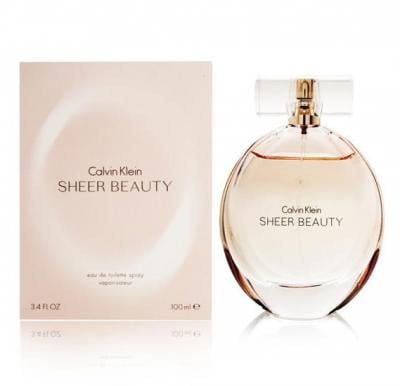 Calvin Klein Sheer Beauty Perfume 100ml