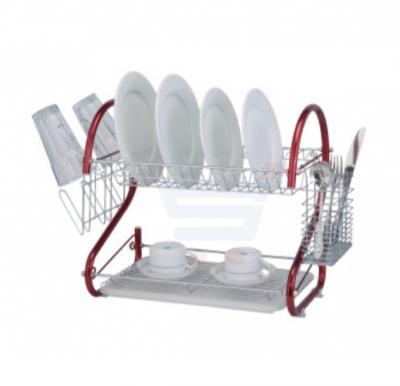 Flamingo Dish Rack 2 Layer - FL1306DR