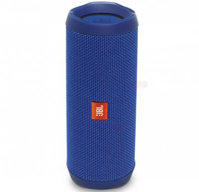 JBL Flip 4 Portable Wireless Speaker - Blue