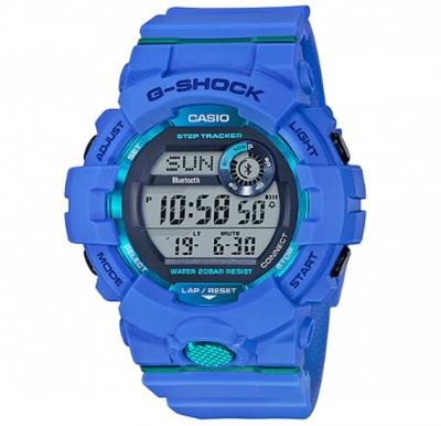 Casio G-shock Digital Watch Blue, GBD-800-2DR