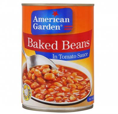 American Garden Baked Beans Easy Open 420 Gram