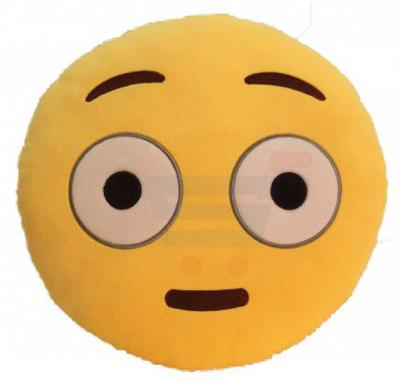 Emoji Pillow, Surprised