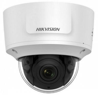 Hikvision 8 Mp Ir Varifocal Dome Network Camera,2.8~12Mm Remote Focus And Zoom Motorized Vf Lens,Auto Focus,Up To 30M