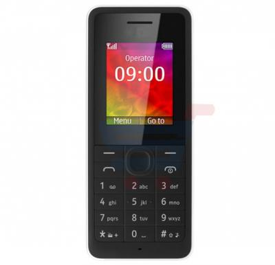 U2 106 Mobile Phone, 1.77 Inch QVGA Display, Dual Sim, Camera- Black