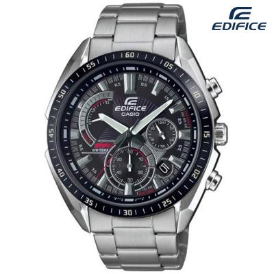 Edifice Chronograph Stainless Steel Black Dial Men Watch, EFR-570DB-1AVUDF