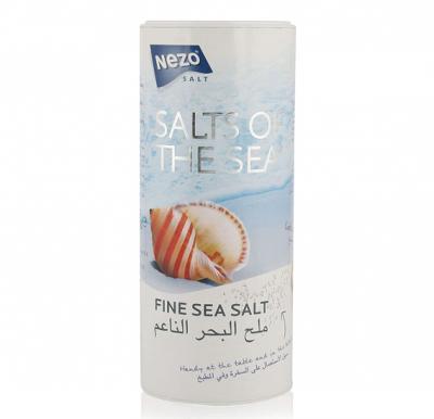 Nezo Fine Sea Salt - 300 gm