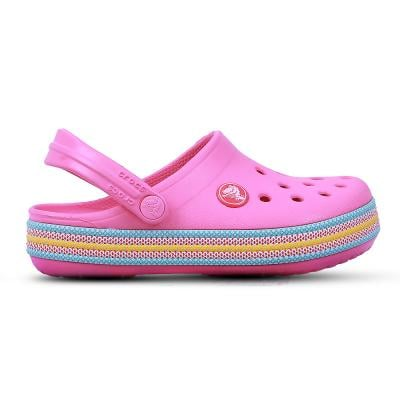 Crocs Kids Clogs Sandals Crocband Sport Cord Clog K Plem 205899-669