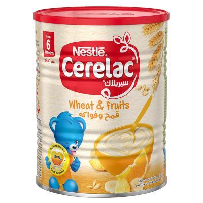 Cerelac Wheat & Fruit 400 gm