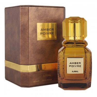 Ajmal Amber Poivre Eau De Parfum for Unisex 100ml
