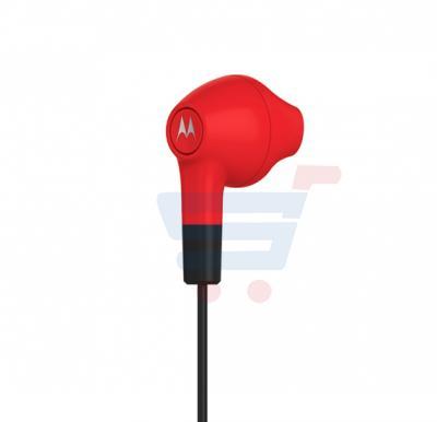 Motorola Moto Earbuds Red