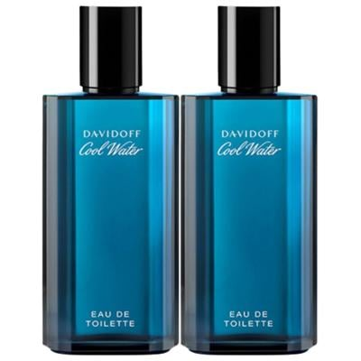 2 In 1 Davidoff Cool Water Mens EDT, 75 ml
