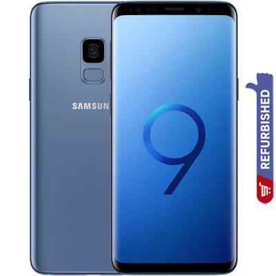 Samsung Galaxy S9, 4GB RAM 64GB Storage, 4G LTE Blue - Refurbished