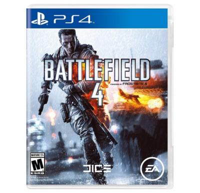 Electronic Arts Battlefield 4 For PS4