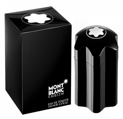 Mont Blanc Emblem Edt 100 ml Spy  For Men
