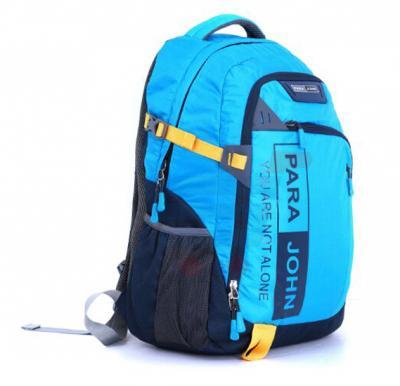 Para John 19 inch Backpack Blue - PJBP6596A19