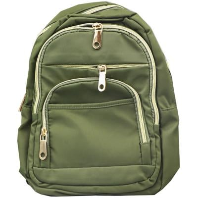 Fashionable Backpack For Women, Green