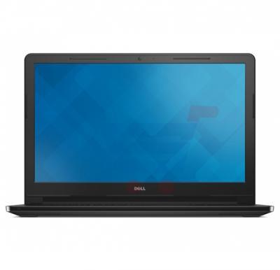 Dell 3567, Intel Core i3, 15.6 Inch HD Display, 4GB RAM, 500GB Storage, WiFi, Bluetooth, DOS - Black