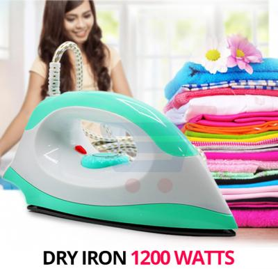 Cyber Teflon Coating Non Stick Sole Plate Dry Iron 1200 Watts - CYI-2415