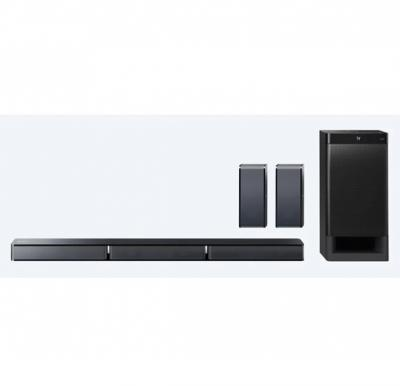 5.1ch Home Cinema System with Bluetooth technology