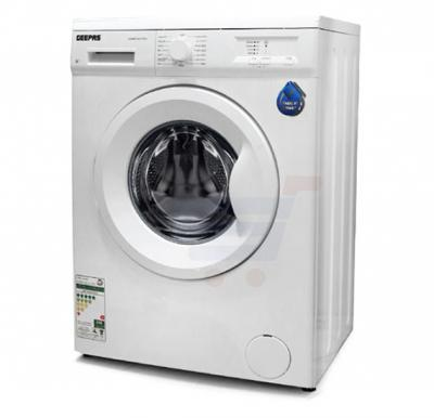 Geepas Fully Automatic Front Load Washing Machine - GWMF5807STV