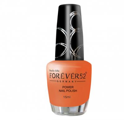Forever52 Power Nail Polish Orange 040
