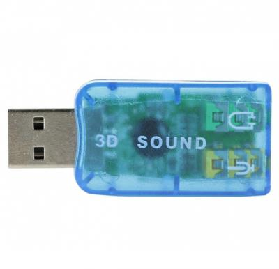 Integrated 2 Channel USB Audio Controller