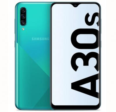 Samsung Galaxy A30s Dual SIM  128GB 4GB RAM 4G LTE-Prism Crush Green