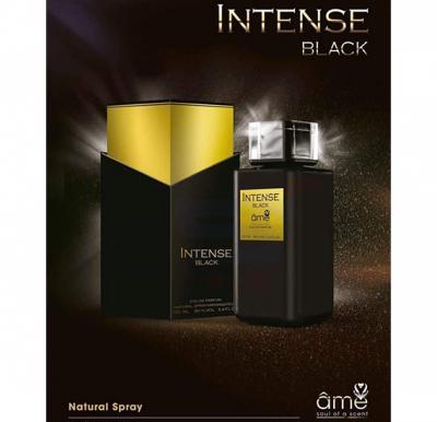 Ame Intense Black Perfume For Men - 100 Ml