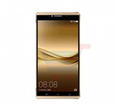 S-Color Mate 9 Smart Phone,4G LTE,Android 5.1 OS,6.0 inch HD Display,2GB RAM,16GB Storage,Dual SIM,Dual Camera,Quad Core Processor,BT,WiFi,FM-Gold