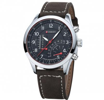 Curren Military Sports watch - Black Dial 8152