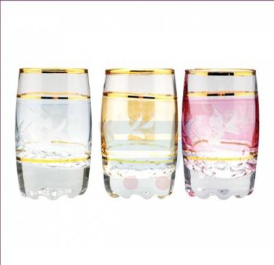 RoyalFord 6 Pieces High Grade Glassware - RF7446