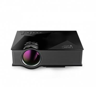 Zakk UC46 Wifi Ready 3D LED Projector Android,IOS & Windows Supported 1080P