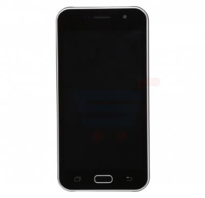 Enes G12 Smartphone, 3G, Android 5, 1GB Ram, 4 GB Storage, 5.0 inch HD Display, Dual Camera, Black