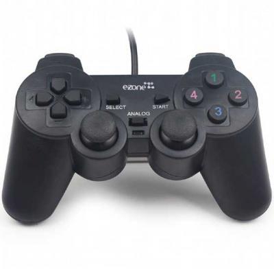 Ezone EzDshkJ2 Dual Shock Pc Controler
