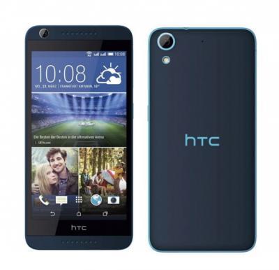 HTC Desire 626 Smartphone 4G Android 4.4 1GB Ram 16 GB Storage 5 Inch Display, Blue