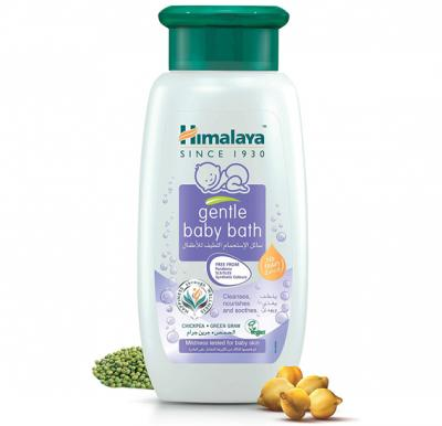 Himalaya Gentle Baby Bath 200ml