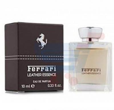 Ferrari Leather Essence Eau de Parfum, 10ml