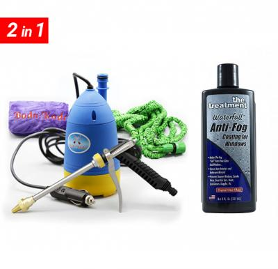 Car Washing Kit With Free Polish