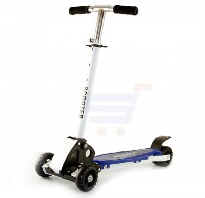 3 wheel scooter color blue WT-415