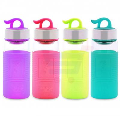 RoyalFord Silicone Sleeve Bottle - RF8307